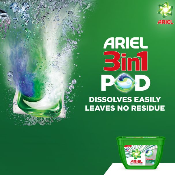 Ariel Pods Launched In India