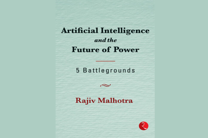 Review of book Artificial Intelligence, and the Future of Powers, by Shri Rajiv Malhotra.