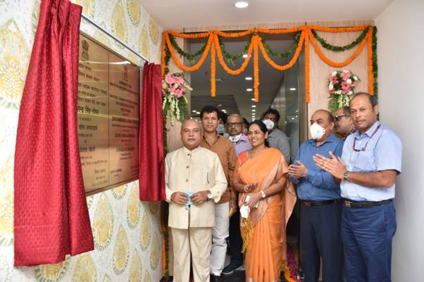 National Farmers Welfare Program Implementation Committee office inaugurated by Union Agriculture Minister Shri Narendra Singh Tomar