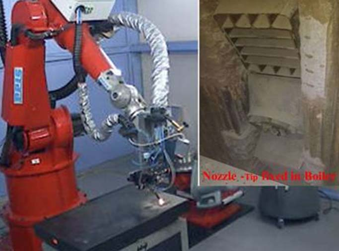 Technology to improve life of thermal power plant boilers