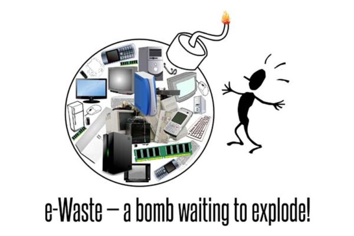 Donate your used electronic devices for recycling urges a non-profit initiative